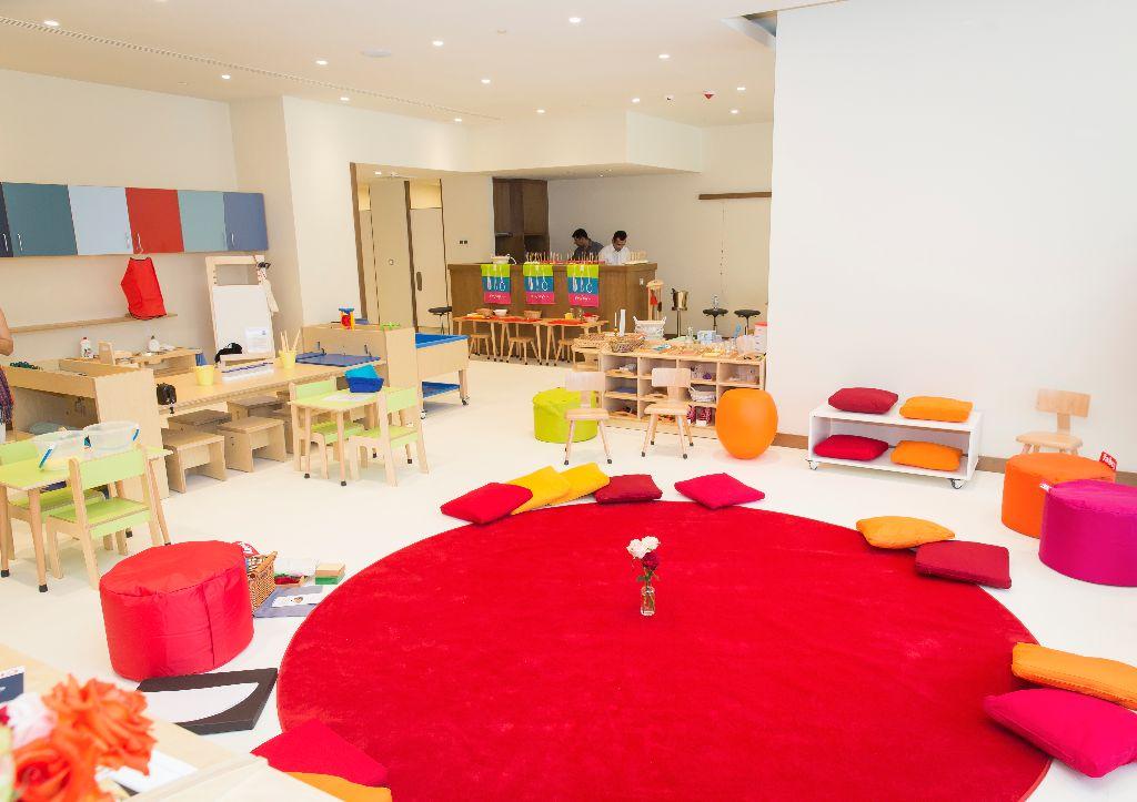raumgestaltung montessori labor berlin